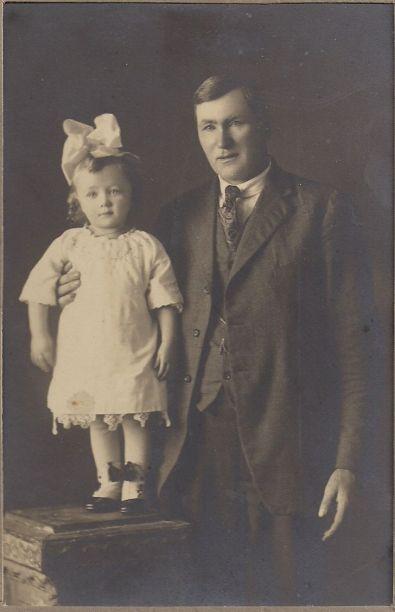 Arthur Hicks and Audrey Prowse