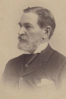 Senator Samuel Prowse cropped