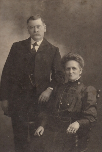 Albert P and Williamina (Kirkland) Prowse.jpg